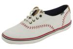 Keds Women's Champion Pennant Canvas Sneakers Shoes UPC: