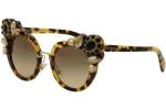 Miu Miu Women's SMU04S SM/U04S Fashion Sunglasses UPC: