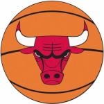 NBA Chicago Bulls Floor Mat Rug