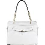 Guess Women's Darby Dual Top Handle Satchel Handbag UPC: