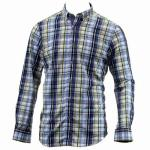 Nautica Men's Long Sleeve Heirloom Cotton Button Down Shirt UPC: