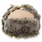 Kangol Wool Ushanka Fashion Winter Trapper Hat UPC: