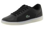 Lacoste Men's Endliner 416 1 Canvas/Suede Sneakers Shoes UPC:
