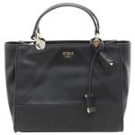 Guess Women's Cammie Luxe Embossed Satchel Handbag UPC: