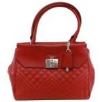 Guess Women's Rebel Roma Quilted Satchel Handbag UPC: