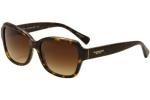 Coach Women's HC8160 HC/8160 Fashion Butterfly Sunglasses UPC: