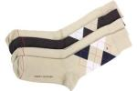 Tommy Hilfiger Men's 4-Pairs Argyle Trouser Dress Crew Socks Sz: 7-12 (One Size)