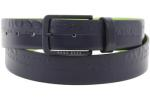 Hugo Boss Men's Toluca Embossed Genuine Leather Belt UPC:
