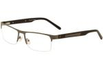 Fatheadz Men's Equity FH00196 FH/00196 Half Rim Optical Frame UPC: