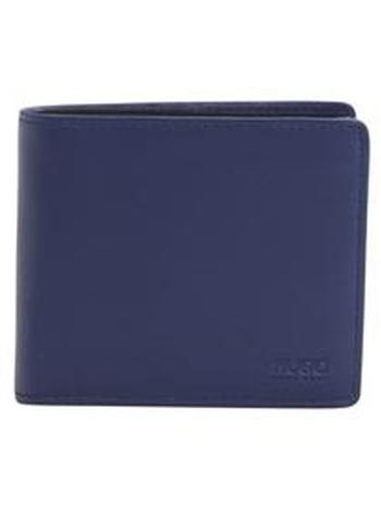 Hugo Boss Men's Subway Genuine Leather Wallet