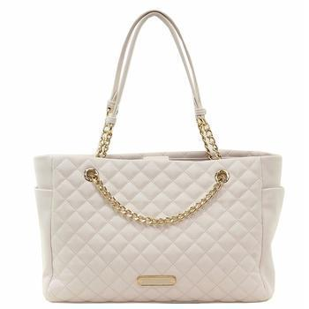 Betsey Johnson Women's Give Me A B Quilted Tote Handbag