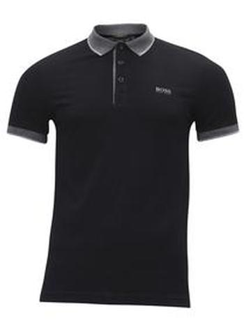 Hugo Boss Men's Paule-2 Slim Fit Short Sleeve Cotton Polo Shirt