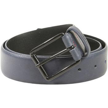 Hugo Boss Men's Guper Grainy Genuine Leather Belt