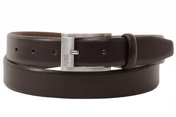 Hugo Boss Men's C-Brandon Leather Belt