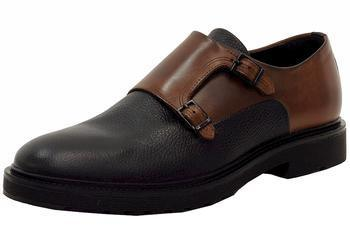 Hugo Boss Men's Pure_Monk_plgr Fashion Monk Strap Loafers Shoes