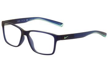 Nike Men's Eyeglasses 7091 Full Rim Optical Frame