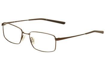 Nike Flexon Men's Eyeglasses 4196 Full Rim Optical Frame