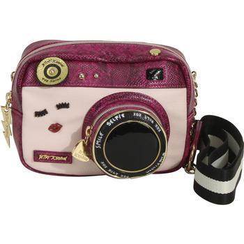 Betsey Johnson Women's Kitsch Close Up Crossbody Handbag