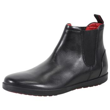 Hugo Boss Men's Flat Chelsea Boots Shoes