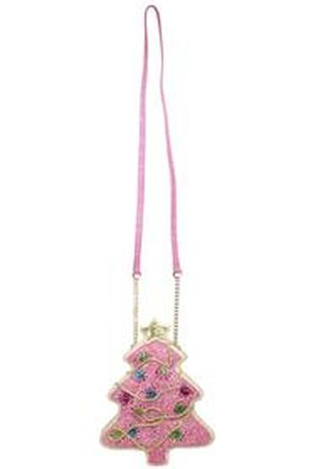 Betsey Johnson Women's Kitsch One Smart Cookie Light Up Crossbody Handbag