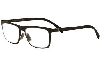 Hugo Boss Men's Eyeglasses 0862F 0862/F Full Rim Optical Frame