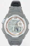 Timex Men's T5K5949J Grey Digital Chronograph Sport Watch  UPC:753048401154