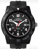 Timex Epedition Rugged Men's T498319J Black Analog Watch  UPC:753048353170